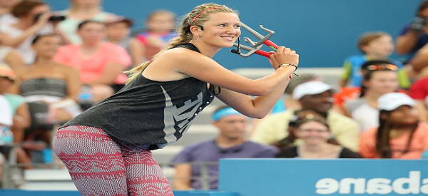 Victoria New Coach WTA