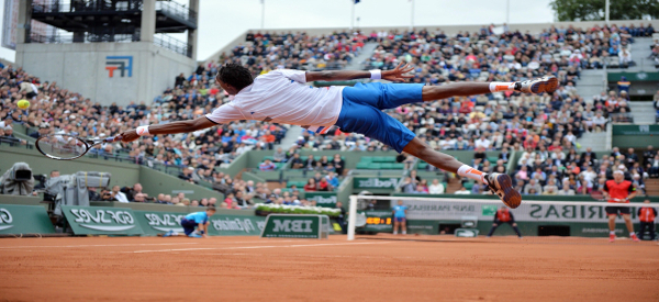 French Open Fades