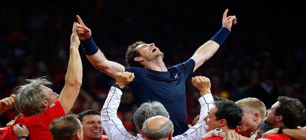 Davis cup win 2015