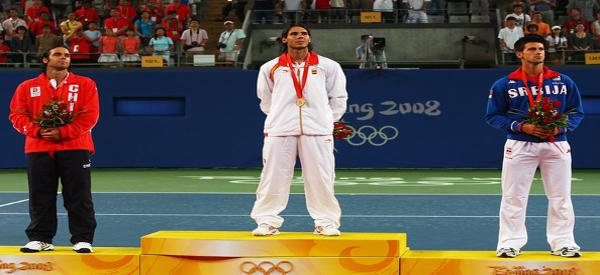 Big Four Olympic Tennis