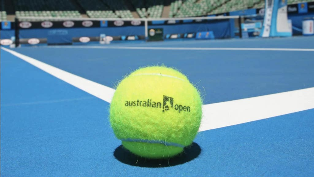 News and Notes from the 2021 Australian Open